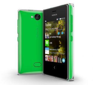 Nokia Asha 503 6